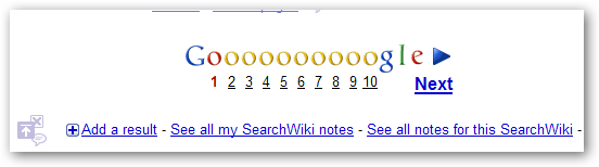 Google Search UI Complexity