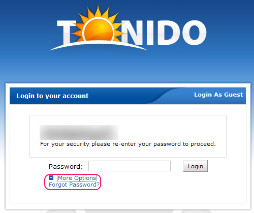 tonido_forgot_password