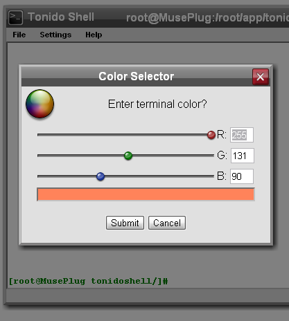 colorselector